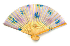 Silk fan Stock Photography