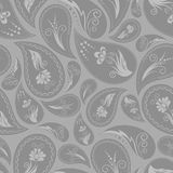 Silk floral vector background pattern Royalty Free Stock Photos