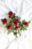 Silk flower Royalty Free Stock Images
