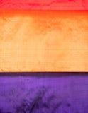 Silk från Cambodja Royaltyfria Foton