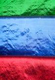 Silk från Cambodja Royaltyfri Bild