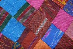 Silk hand woven Royalty Free Stock Photo