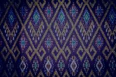 Silk handicraft close up,Fabric fashion design. Beautiful fabric pattern background stock image
