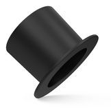 The silk hat Royalty Free Stock Image