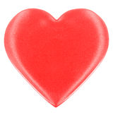 Silk heart Royalty Free Stock Images
