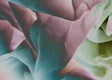 Silk Hintergrund Lizenzfreie Stockfotos