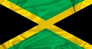 Silk Jamaica Flag