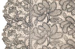 Silk lace texture Royalty Free Stock Photos