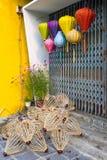 Silk Lanterns Hoi An Royalty Free Stock Photography
