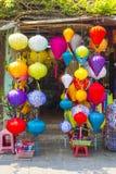 Silk Lanterns Hoi An Vietnam Royalty Free Stock Image