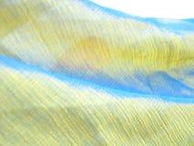 Silk material Stock Image