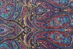 Silk Muster Lizenzfreies Stockfoto