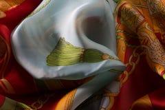Silk Oberfläche Stockfoto