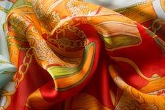 Silk Oberfläche Lizenzfreie Stockfotos