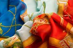 Silk Oberfläche Stockbilder