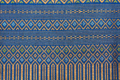 Silk pattern Royalty Free Stock Images