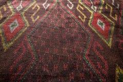Silk pattern Thai silk fabric seamless knit pattern texture background Stock Images