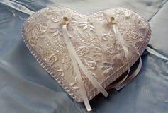 Silk pillow Stock Image