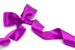 Silk ribbon Stock Photography