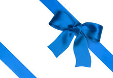 Silk ribbon Royalty Free Stock Images