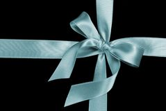 Silk ribbon Royalty Free Stock Image