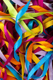 Silk Ribbon Royalty Free Stock Photography