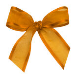 A silk ribbon Stock Images