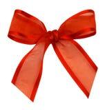A silk ribbon Stock Image