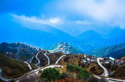 Silk Route Stock Image