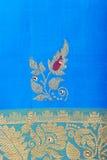 Silk saree Stock Images