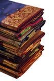 Silk Sarees Royalty Free Stock Photos