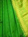 Silk Sari Royalty Free Stock Images
