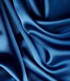 Silk satin fabric texture background Stock Image