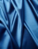 Silk satin fabric texture background Stock Images