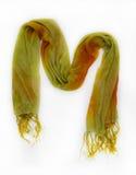Silk scarf Royalty Free Stock Photo