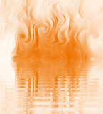 Silk Smoke Ripple Swirl Royalty Free Stock Image