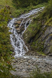 Silk stream in Kaprun Stock Images
