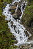 Silk stream in Kaprun Royalty Free Stock Photo