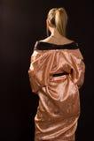 silk thai vest Arkivfoto