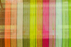 Silk thread  in country of asia,Silk Production Stock Images