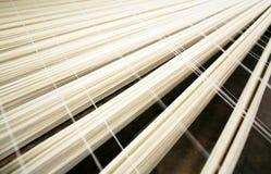 Silk thread pattern in Thailand, Texture background. Stock Photography