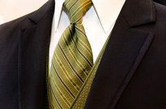 Silk Tie Royalty Free Stock Photography