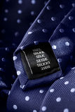 Silk Tie Royalty Free Stock Images