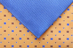 Silk ties Royalty Free Stock Photos