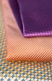 Silk Ties Stock Photography
