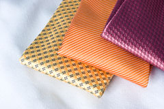 Silk Ties Stock Photo