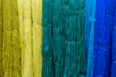 Silk transform to products in Thailand Royalty Free Stock Images