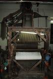 Silk Webstuhl Stockfoto
