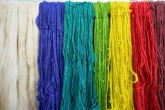 Silk worm Stock Photo