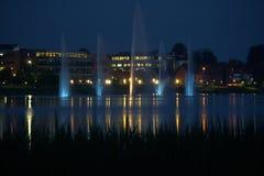 Silkeborg, Dänemark Lizenzfreies Stockfoto